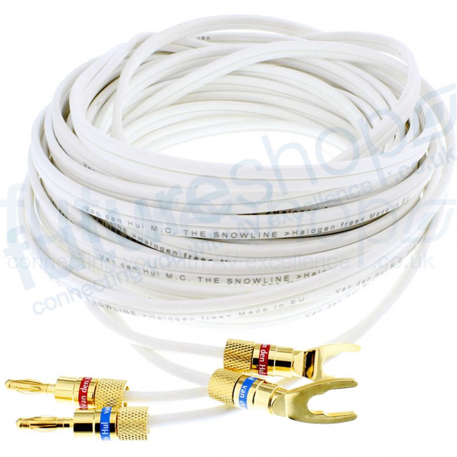 Van Den Hul The Snowline Speaker Cable