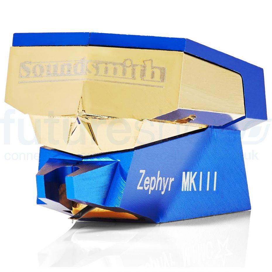 Soundsmith Zephyr MKIII High-Output HiFi Turntable Cartridge