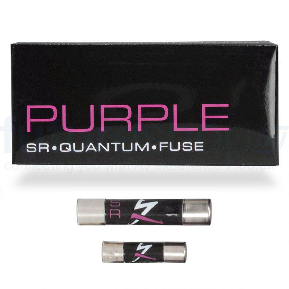 Synergistic Research Purple High-End UK 13A Fuse