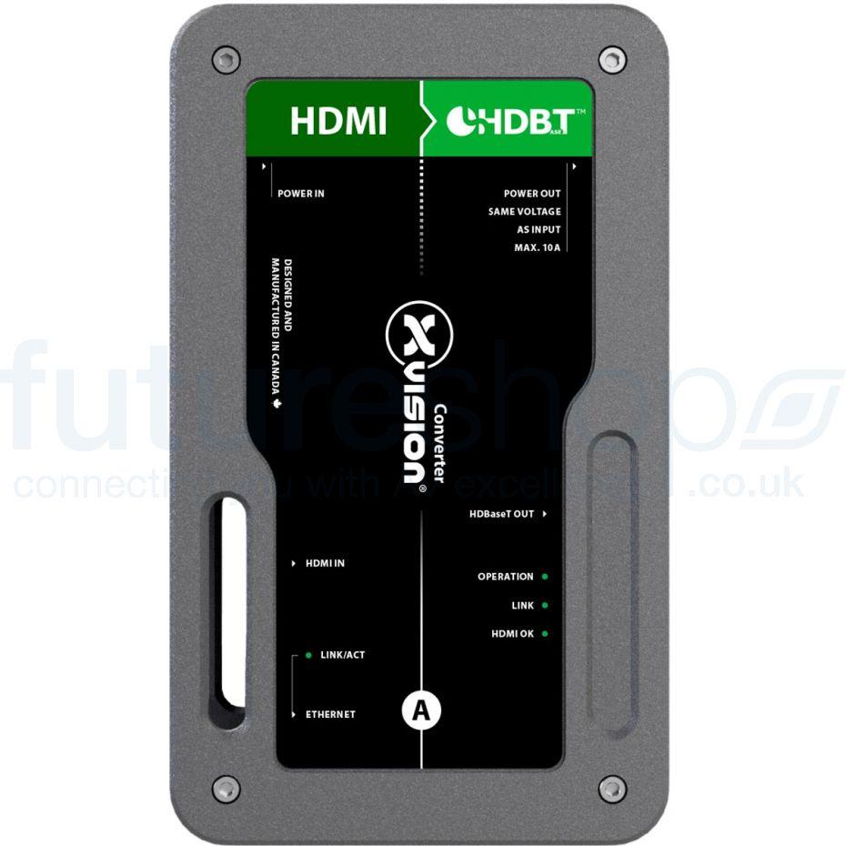 Theatrixx xVision True1 Video Converter - HDMI 2 HDBaseT Transmitter