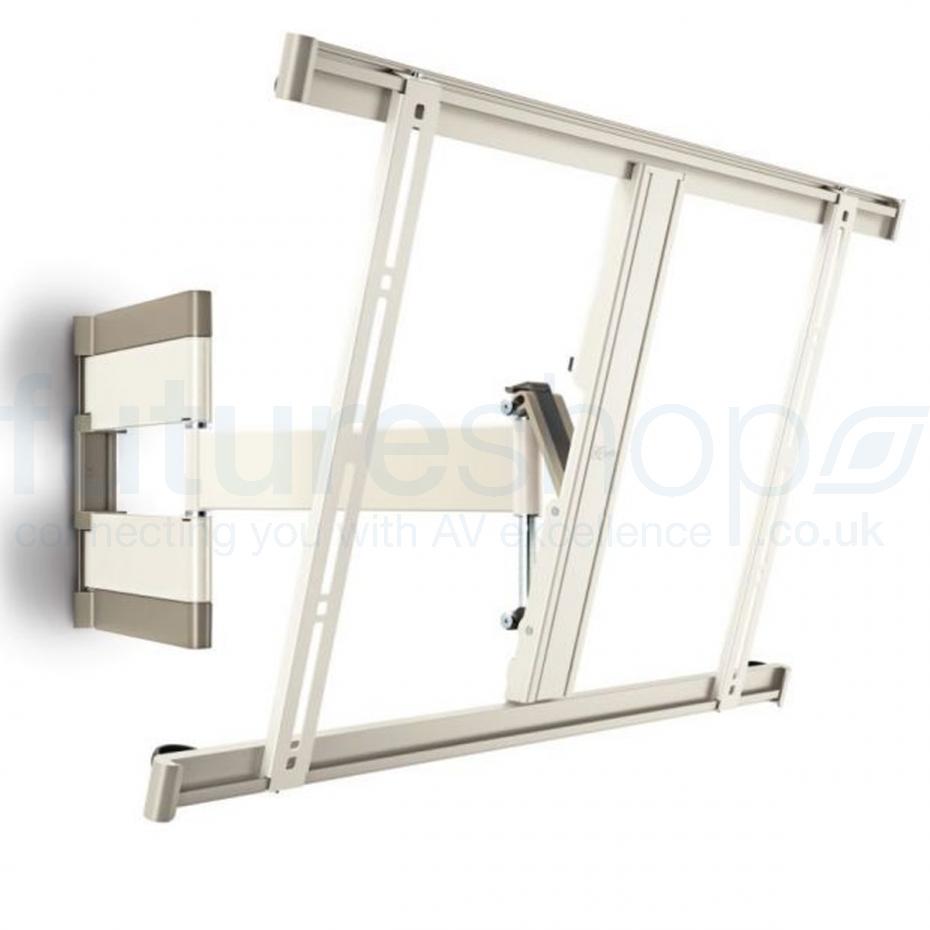 Vogels THIN 345W ALPINE WHITE UltraThin LED/LCD/Plasma wall mount