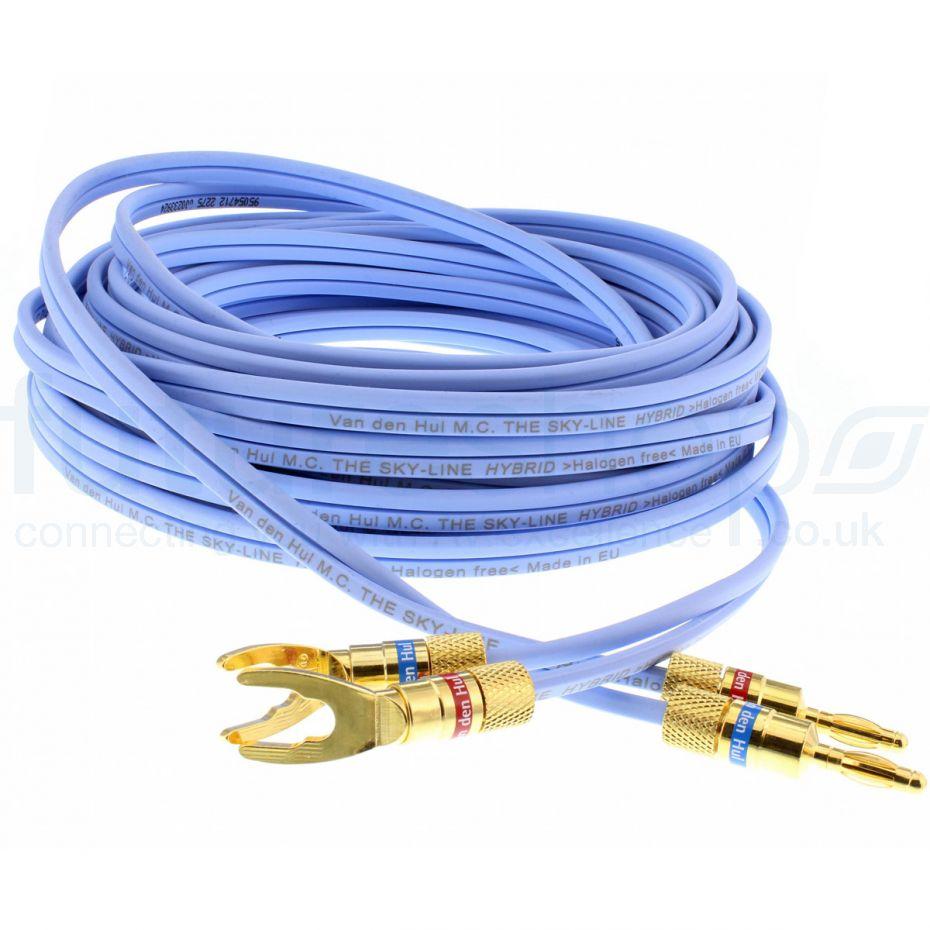 Van Den Hul The Skyline Hybrid Speaker Cable - Custom Length