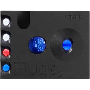 Chord Electronics Hugo 2 Transportable DAC / Headphone Amplifier - Black FRONT