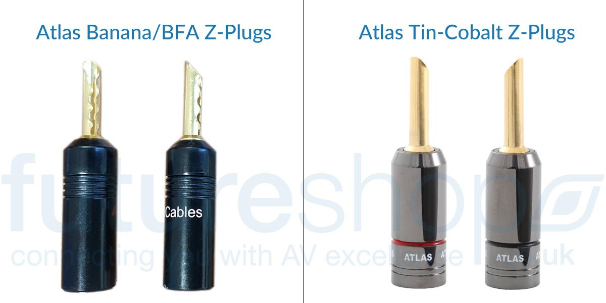 Atlas Custom Speaker Terminations