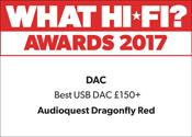 Best USB DAC £150+ - What Hi-Fi? Awards 2017