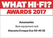 Best Equipment Rack - What Hi-Fi? Awards 2017
