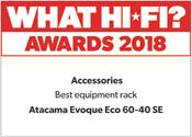 Atacama Evoque Eco 60-40 SE What Hi-Fi? Award 2018