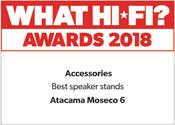 Atacama Moseco 6 What Hi-Fi? Award 2018