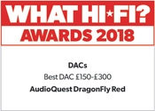 Best USB DAC £150 - £300 - What Hi-Fi? Awards 2018