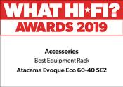Atacama Evoque Eco 60-40 SE2 What Hi-Fi Award 2019