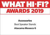 Atacama Moseco 6 What Hi-Fi? Award 2019