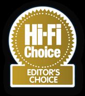 Chord Electronics Qutest Hifi Choice Editors Choice Award