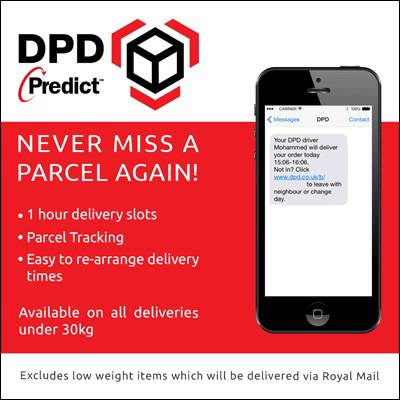 DPD Next Day Delivery