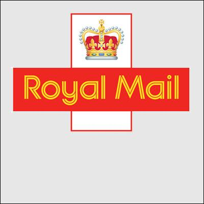 Royal Mail 1st Class Shipping