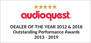 Audioquest Dealer Award