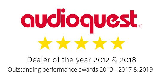 Audioquest Dealer Award